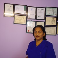Nayana Patel Therapist