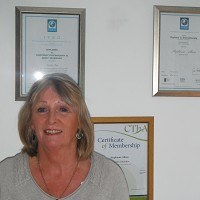 Stephanie Allum Therapist