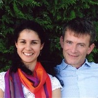 Dominic Harbinson & Pippa Sequeira