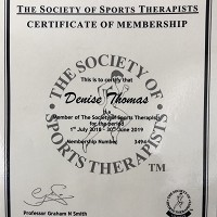 Denise Thomas Therapist